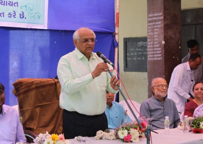 Free Medical Health check-up camp with Awareness Lecture at Leelapur, Ahmedabad held on 25th March, 2018